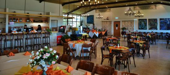 Tzuba Hotel: Lobby