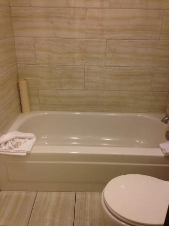 Salle de bain propre foto di travelodge las vegas for Mr propre salle de bain