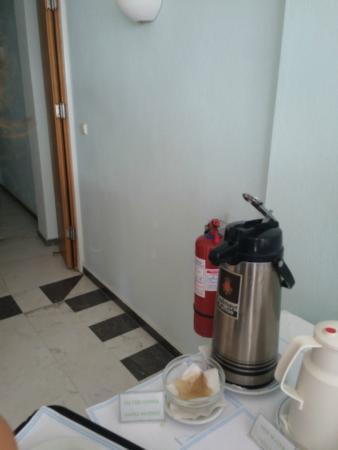 Cape Kanapitsa Hotel & Suites : De verse koffie ??