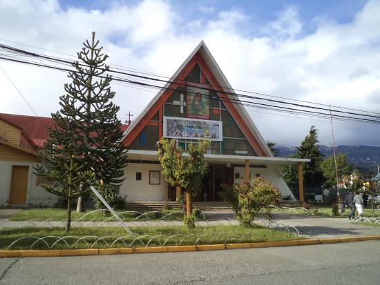 Catedral de Coyhaique. Nuestra Senora de Los Dolores
