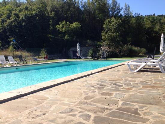 Lippiano, Italia: Il Castello