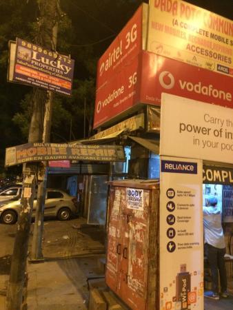 Hotel Metro Heights: Hotel bom para desbravar Delhi