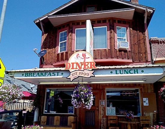 Prairie City, Орегон: Charming restaurant