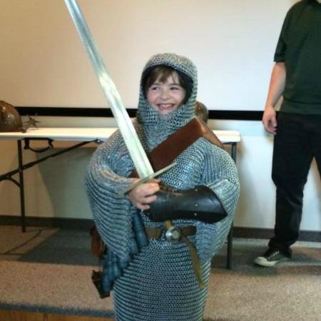 Castlerock Museum: Authentic Armor