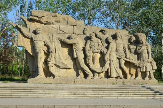 ‪Stalingrad Battle Memorial‬