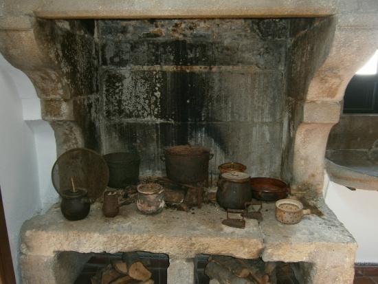Museo de la Casa de la Troia: Cocina