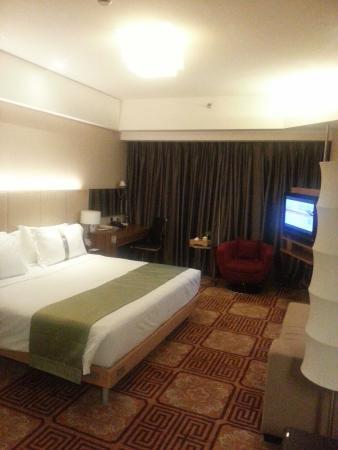 Holiday Inn Binhai Tianjin: 行政大床房