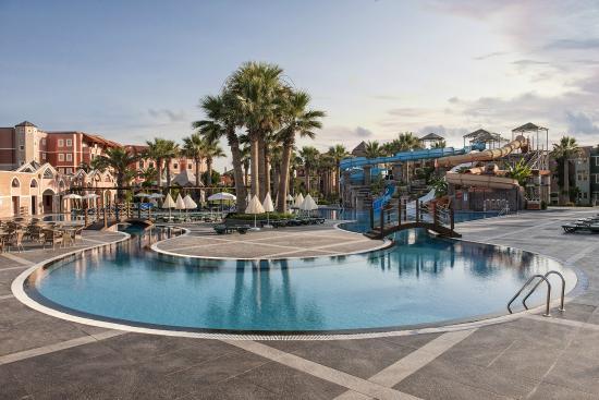Club Mega Saray: Main pool