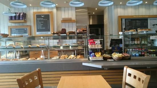 The Cornish Bakery, Jersey