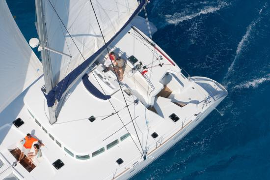 Yacht life is for me - Review of Santorini Yachting Club