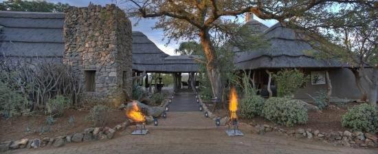 Rhulani Safari Lodge: Welcome to Rhulani!