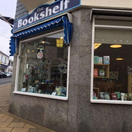 The Bookshelf & Tearooms