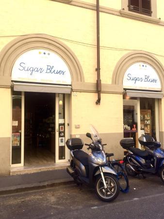 Photo of Restaurant Sugar Blues by Ha-tha Maya at Via De' Serragli 57/r, Florence 50124, Italy