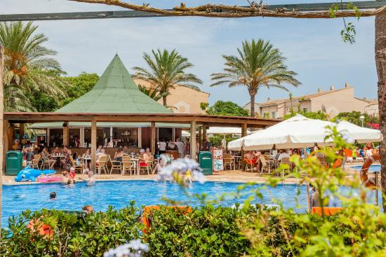 Zafiro Menorca : La Palapa Bar
