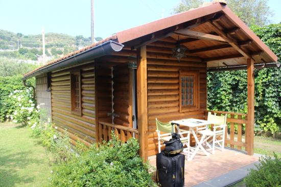 the beautiful chalet view from the garden foto di chalet lidia sorrento tripadvisor. Black Bedroom Furniture Sets. Home Design Ideas