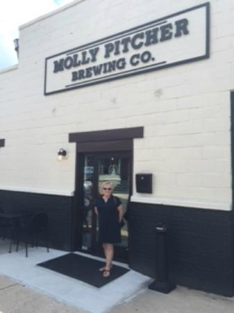 Carlisle, Pensilvania: Molly Pitcher Brewing Company