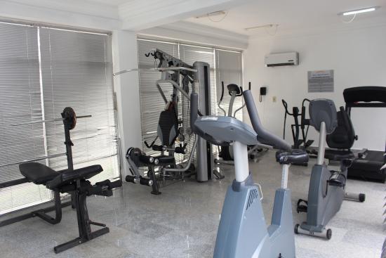 Apo Apartments: GYM