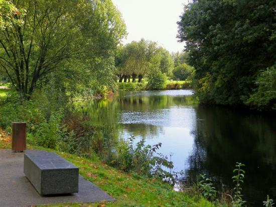 Ibis Budget Lille Villeneuve d'Ascq: Parc du Héron