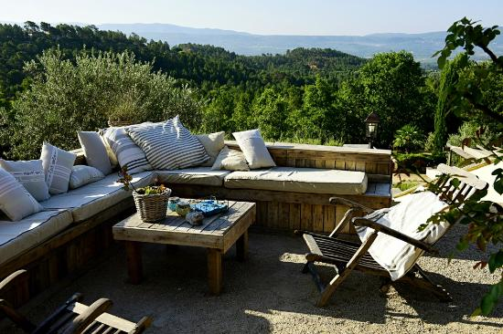 Chez Soi en Luberon : Cozy atmosphere