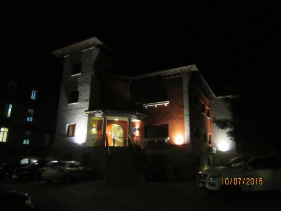 Hotel Ribadesella Playa: ENTRADA DEL HOTEL