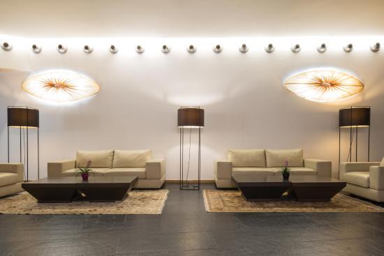 Andorra Park Hotel: Zona común