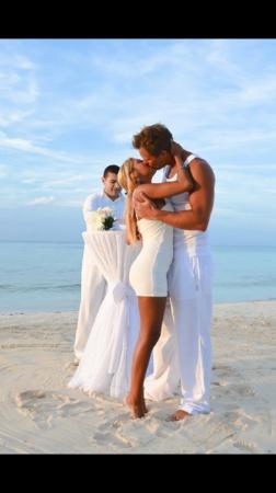 Melia Cozumel Golf All Inclusive The Beach Wedding