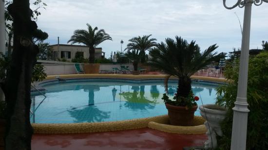 Hotel Galidon Terme & Village : Piscina esterna
