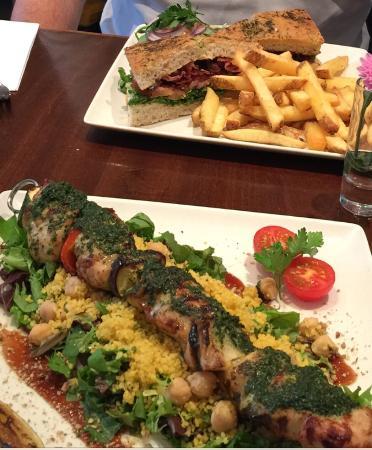 The Three Q's Restaurant : Delicious