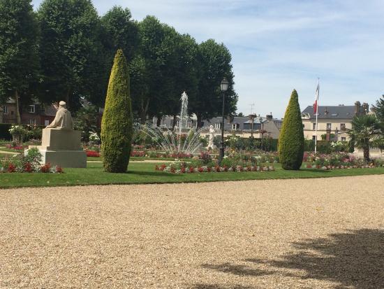 Jardin de L'Eveche