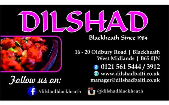 Dilshad Blackheath