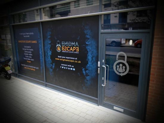 Escape Room Holloway Road