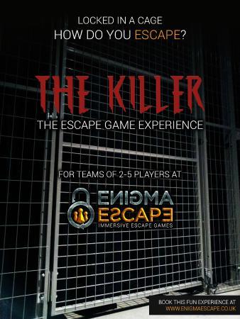 Killer Escape Room London
