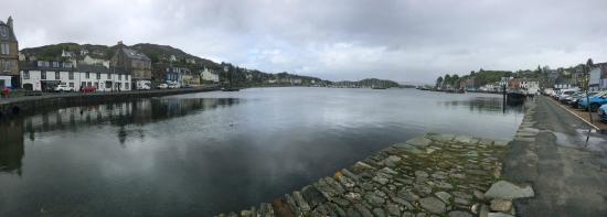 Kilfinan Hotel: Tarbort Island