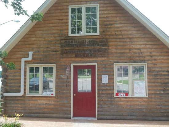 Beaubears Island Interpretive Centre