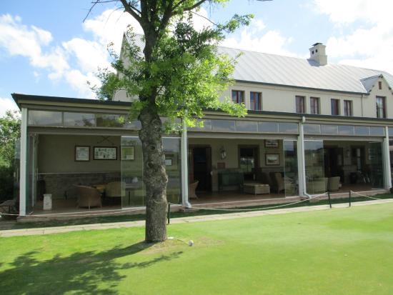 Gowrie Farm Golf Lodge: Gowrie Golf Club & Lodge