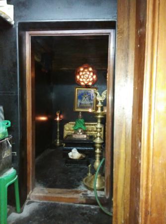 Karur, Индия: Karuvurar, Jeeva Samadhi or Adhistanam