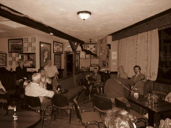 โดเนกัล, ไอร์แลนด์: Musica tradizionale