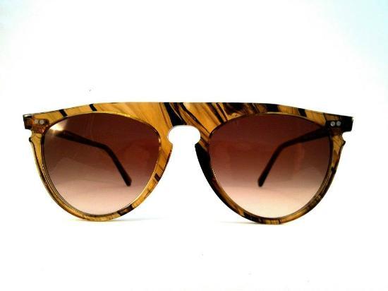 Boudoir Galleria Ottica: Glasses designed by Cesare Cunaccia in collaboration with US