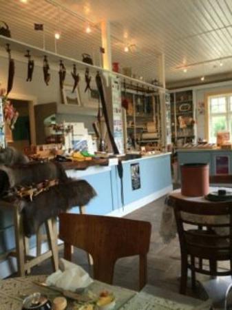 Sorkjosen, Norway: Kronebutikken