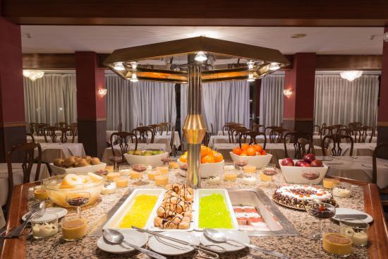 Hotel Encamp : Comedor
