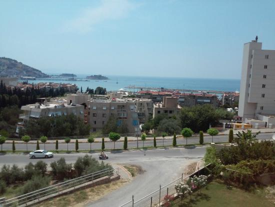 Ozka Hotel: View