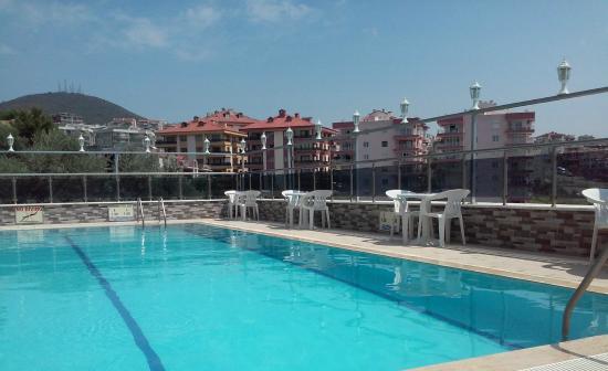 Ozka Hotel: pool