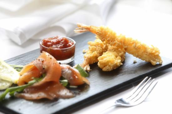 Best Western Mytton Fold Hotel & Golf Club: Fabulous Food