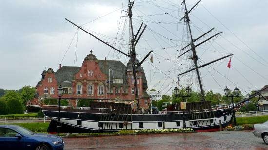 Papenburg, Germany: Das Rathaus