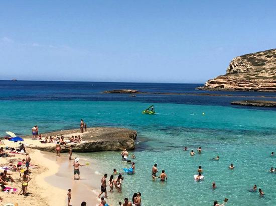 Cala Comte - Picture of Cala Comte, Ibiza Town - TripAdvisor