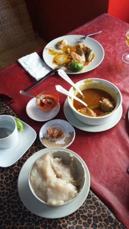 Casa de Angola - Espaço Gastronómico e Cultural