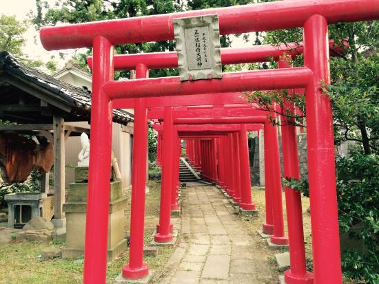 Oshiro Inari Shrine
