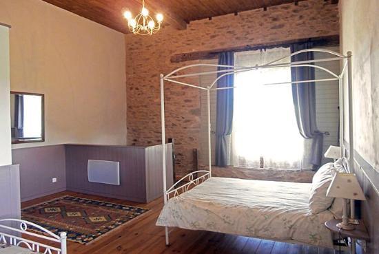 Rieupeyroux, Fransa: Chambre Figuier