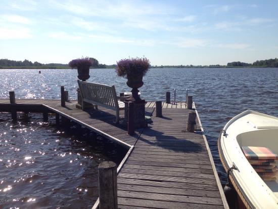 Noorden, The Netherlands: Mooi uitzicht!