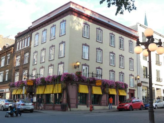 Restaurant D Orsay Quebec City